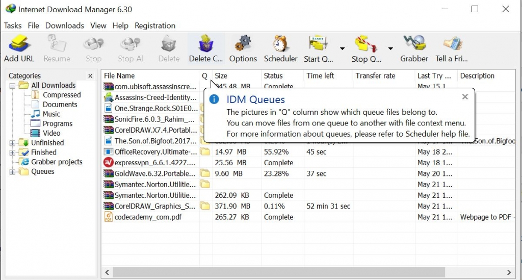 Internet Download Manager 6.15 Free Download