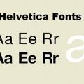 Helvetica Fonts Download 32-64bit