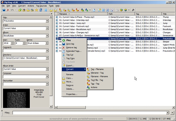 Mp3tag 2.93 Download