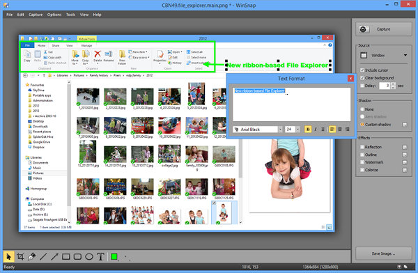WinSnap 5.0.6 Download 32-64 Bit