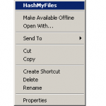 HashMyFiles 2.31 Download 32-64 Bit