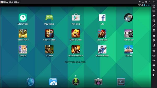 MEmu Android Emulator 6.0.8.1 Download