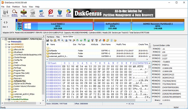 DiskGenius Professional Download
