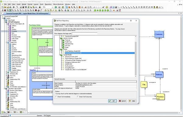 ER Studio Data Architect 18 Download 32-64 Bit