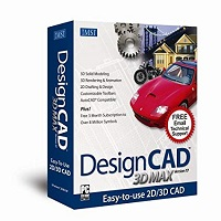 IMSI DesignCAD 3D Max 2019 Download 32-64 Bit