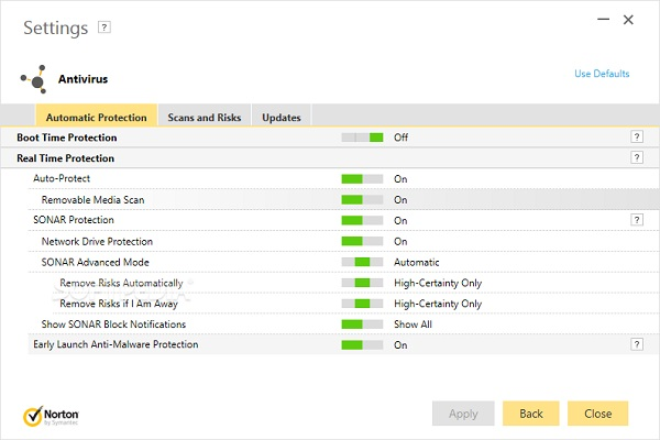 Norton 360 v22.17.1.50 Download