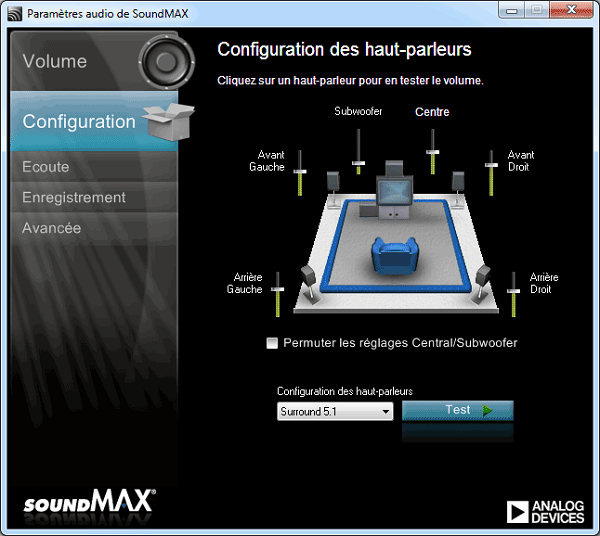 SoundMax Integrated Digital Audio Driver Download For Windows