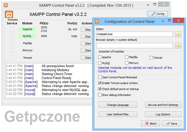 Free XAMPP 7.3.9 Download Trial