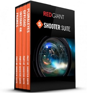 Red Giant Shooter Suite 13.1 Free Download