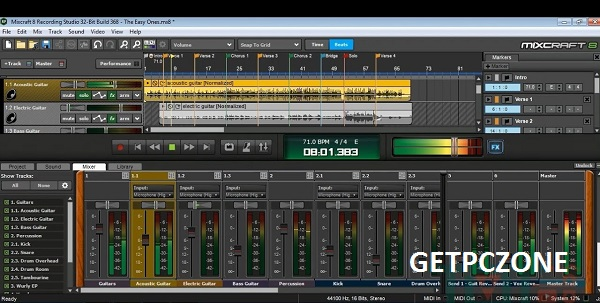 Free Download Acoustica Mixcraft Pro Studio 9.0
