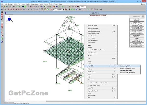 RISA Tech RISA-3D v16.0.3 Free Download