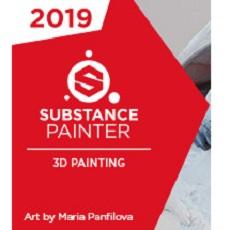 Allegorithmic Substance Painter 2019.3.1.3547 Download