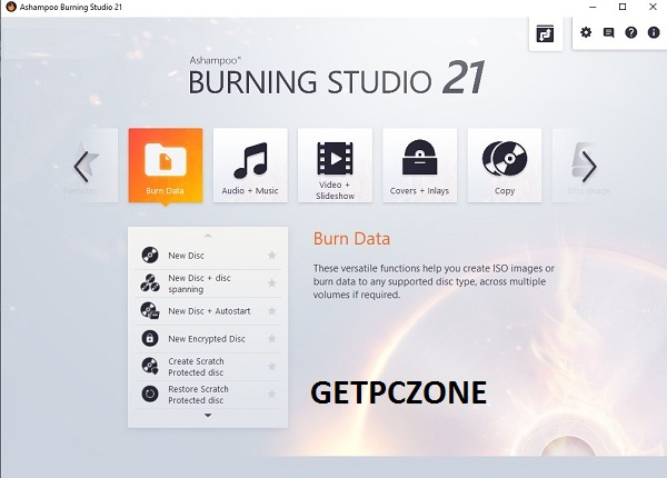 Ashampoo Burning Studio 21.0.0.33 Download
