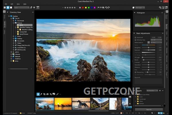 Free Download Corel AfterShot Pro 3.5.0.350