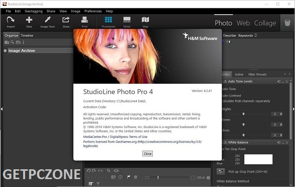 Free StudioLine Photo Pro 4.2.49 Download