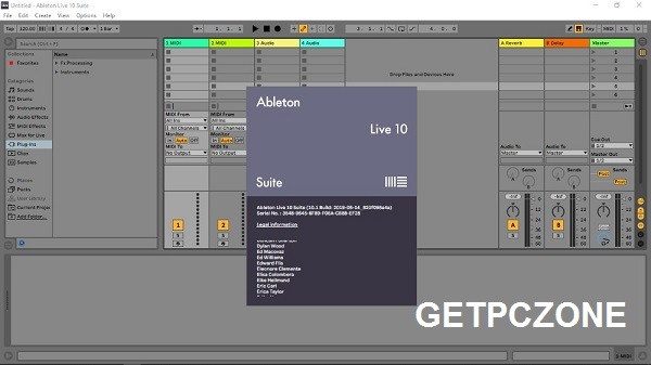 Ableton Live Suite v10 Download