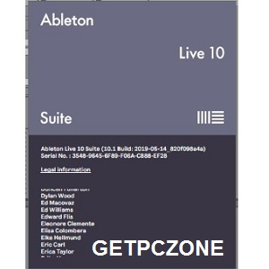Free Download Ableton Live Suite v10