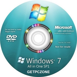 Free Download Microsoft Windows 7 SP1 AIO OEM ESD JAN 2020