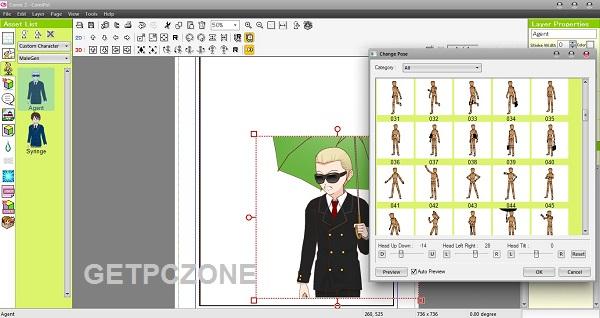 Manga Maker Comipo Downlaod Free