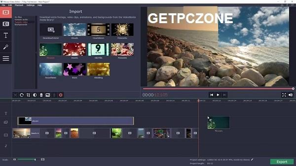 Movavi Video Editor Plus 20.2 Free Download