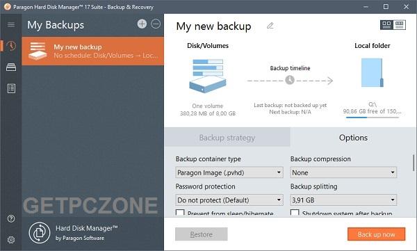 Paragon Hard Disk Manager Advanced v17.13 Download Free
