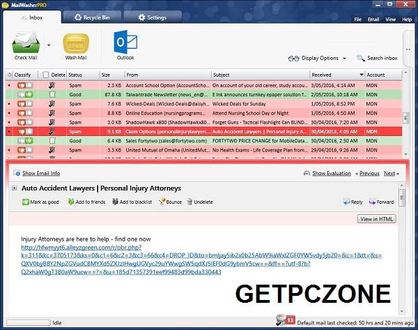 Free Download MailWasher Pro 7.12