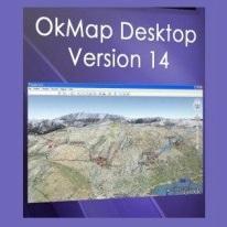 OkMap Desktop 14.11.0 Multilingual