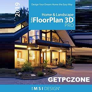 Free Downlad TurboFloorPlan 3D Home Landscape