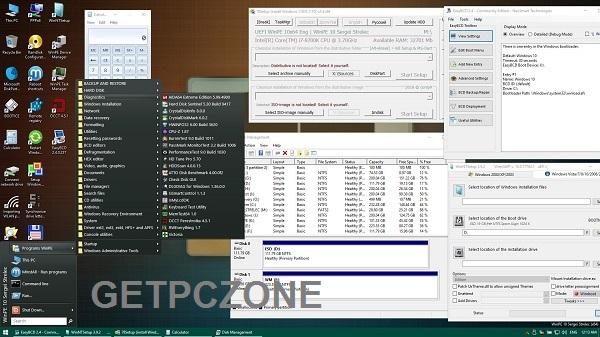 Free Download WinPE 10-8 Sergei Strelec ISO