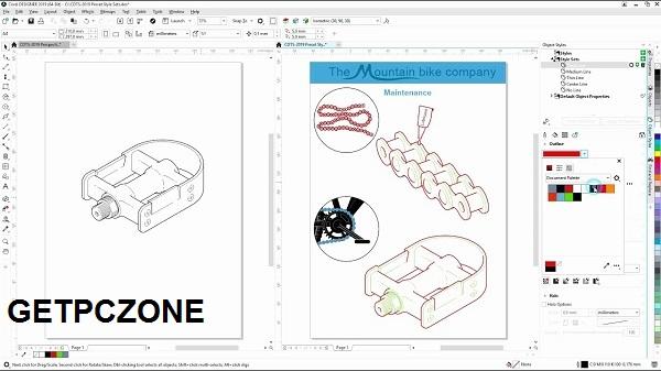 CorelDRAW Technical Suite 21.3 Free Download