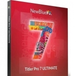 NewBlueFX Titler Pro 7.0 Ultimate Download