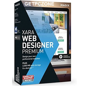Xara Web Designer Premium 17.0.0.58775 Free Download