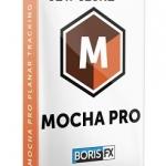 Boris FX Mocha Pro 2020 v7.5 Download
