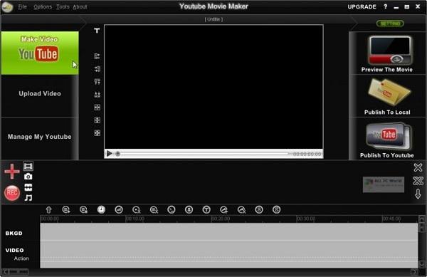 Download YouTube Movie Maker Platinum 18.56