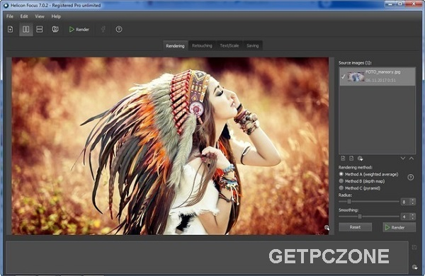 Helicon Focus Pro 7.6 Download 32-64 Bit