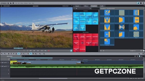 Download MAGIX Movie Edit Pro 2021 Free