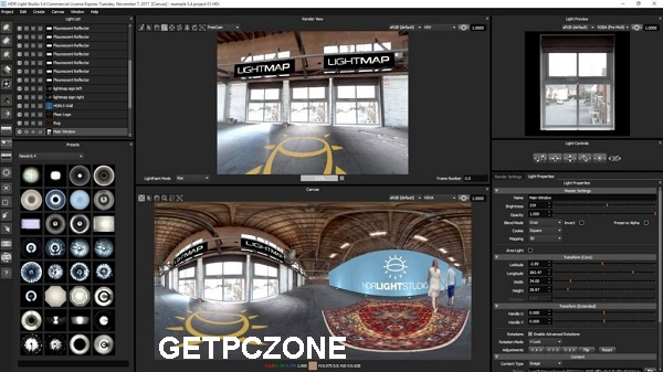 Download Lightmap HDR Light Studio Xenon 7.1 Free