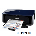 Canon Pixma E500 Printer Driver Download for Win 32-64 Bit