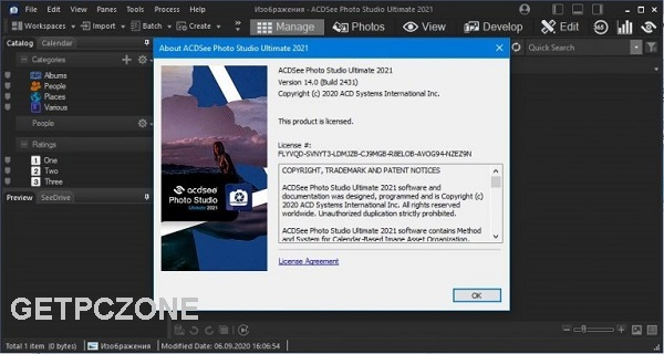 Download ACDSee Photo Studio Ultimate 2021 Free
