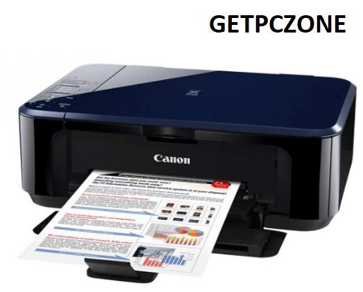 Download Canon Pixma e500 ink all in one printer