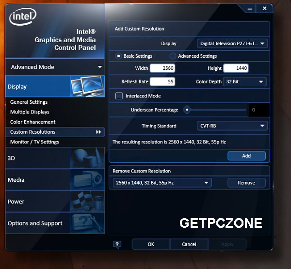 Download Intel Graphics Card Driver - Intel HD Graphics Driver v26