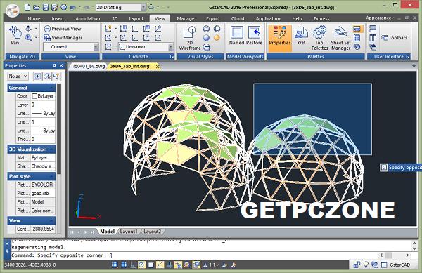 Download GstarCAD 2021 Pro 32-64 Bit