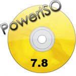 PowerISO 7.8 Download 32-bit-64-bit
