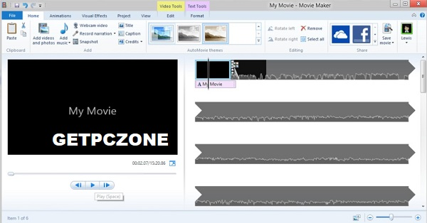 Windows Movie Maker 2020 v8.0