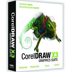 Download CorelDraw X3