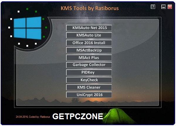 Download Ratiborus KMS Tools 2021 Free