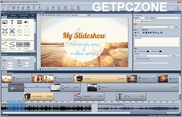 Download AquaSoft SlideShow Premium 12 Free
