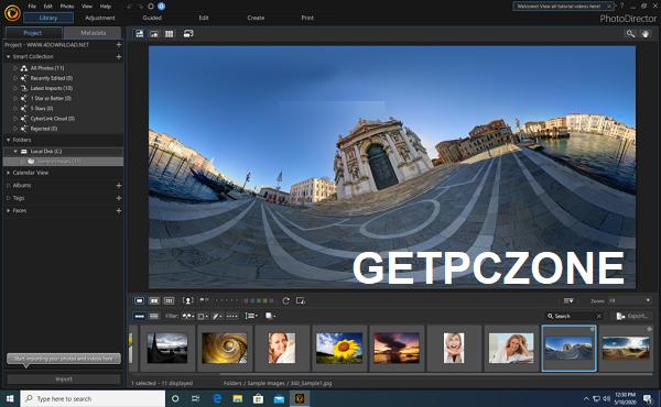 Download CyberLink PhotoDirector 12.2