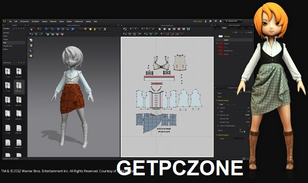 Download Marvelous Designer 10 Free