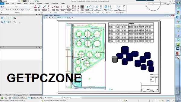 MicroStation CONNECT Edition Free Download
